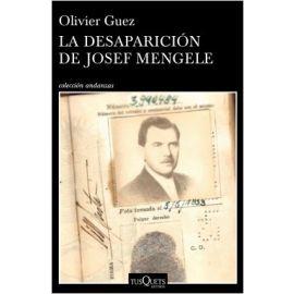 Desaparición de Josef Mengele