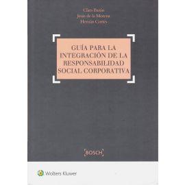 Guía para la integración de la responsabilidad social corporativa