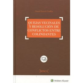 Quejas Vecinales y Resolución de Conflictos entre Colindante