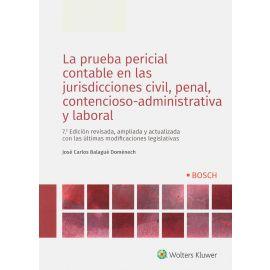 Prueba Pericial Contable en las Jurisdicciones Civil, Penal, Contencioso-Administrativa              y Laboral 2018