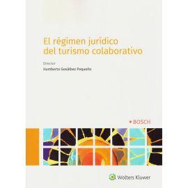 Régimen Jurídico del Turismo Colaborativo