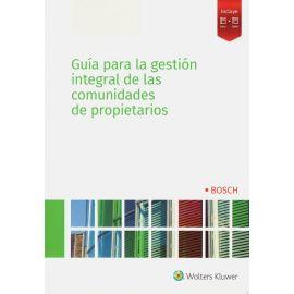 Guía para la gestión integral de las comunidades de propietarios