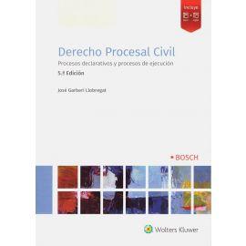 Derecho Procesal Civil 2019. Procesos declarativos y procesos de ejecución