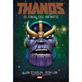 Thanos. El final del infinito