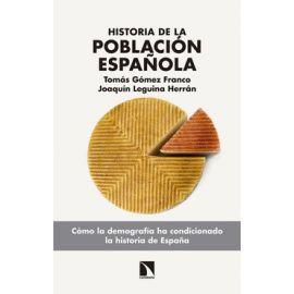 Historia de la población española