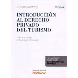 Introducción al Derecho Privado del Turismo 2015