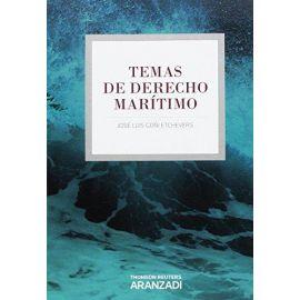 Temas de Derecho Marítimo