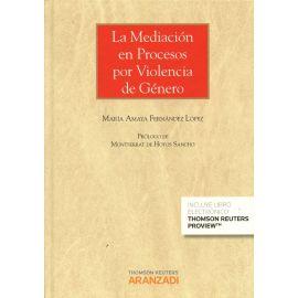 Mediación en procesos por violencia de género