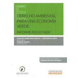Derecho Ambiental Para una Economía Verde.  Informe Red Cover
