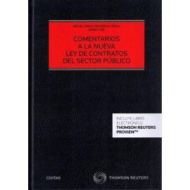 Comentarios a la Nueva Ley de Contratos del Sector Público
