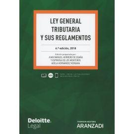 Ley General Tributaria y sus Reglamentos 2018
