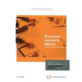 El Proceso Monitorio Laboral