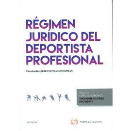Régimen Jurídico del Deportista Profesional