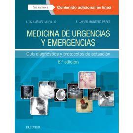 Medicina de urgencias y emergencias: Guía diagnóstica y protocolos de actuación