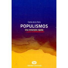 Populismos. Una inmersión rápida
