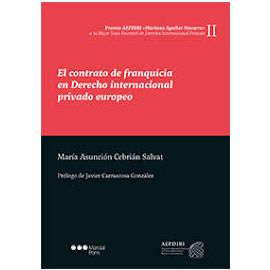 Contrato de Franquicia en Derecho Internacional Privado Europeo