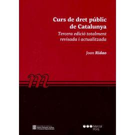 Curs de Dret Públic de Catalunya 2018