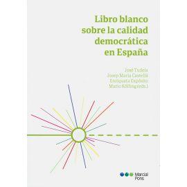 Libro Blanco sobre la Calidad Democrática en España
