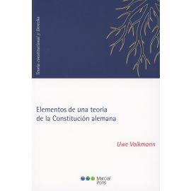 Elementos de una teoría de la Constitucion alemana