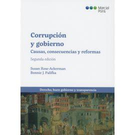 Corrupción y gobierno. Causas, consecuencias y reformas