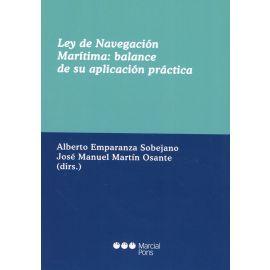 Ley de navegación marítima, balance de su aplicación práctica