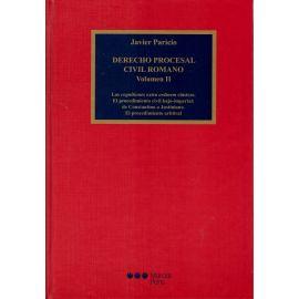 Derecho procesal civil romano. Volumen II