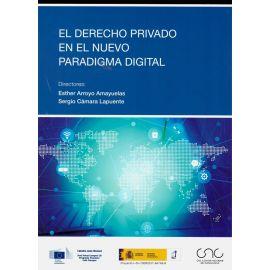 Derecho privado en el nuevo paradigma digital