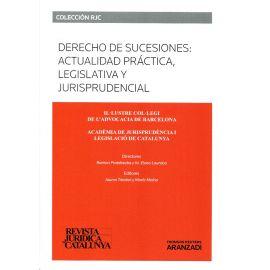 Derecho de Sucesiones. Revista Jurídica de Catalunya (Monográfico-1.2016)