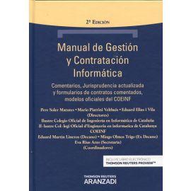 Manual de Gestión y Contratación Informática 2016