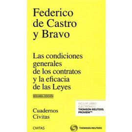 Condiciones Generales de los Contratos y la Eficacia de las Leyes