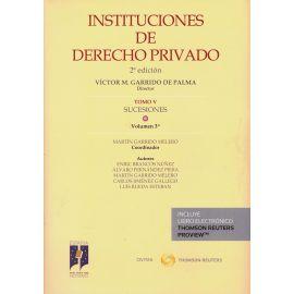 Instituciones de Derecho Privado. 05/03 Sucesiones