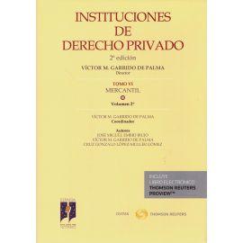 Instituciones de derecho privado. 06/02 Mercantil