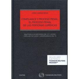 Compliance y Proceso Penal. El Proceso Penal de las Personas Jurídicas. Adaptada a las Reformas de CP Y LECrim de 2015, Circular