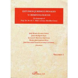 Estudios Jurídico Penales y Criminológicos. En Homenaje al Prof. Dr. H.C. Mult. Lorenzo Morillas Cueva, 2 Volúmenes
