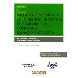 Implantación Práctica de un Sistema de Gestión de Cumplimiento-Compliance Management Sistem