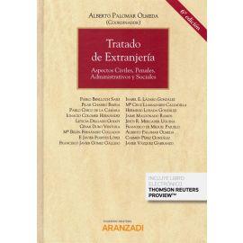 Tratado de Extranjería 2020. Aspectos Civiles, Penales, Administrativos y Sociales