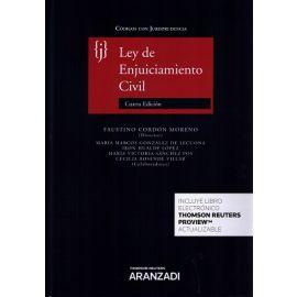 Ley de Enjuiciamiento Civil 2018. Códigos con Jurisprudencia