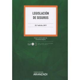 Legislación de Seguros 2017 (ARANZADI) FORMATO DUO