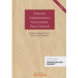Derecho Administrativo Sancionador. Parte General
