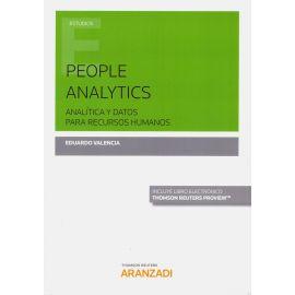 People Analytics. Analítica y Datos para Recursos Humanos