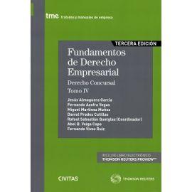 Fundamentos de Derecho Empresarial, 04 2018