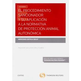 Procedimiento Sancionador y su Aplicación a la Normativa de Protección Animal Autonómica FORMATO DUO