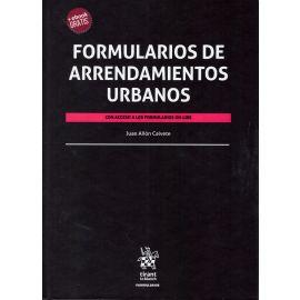 Formularios de Arrendamientos Urbanos 2018                                                           Con Acceso a los Formularios On-line