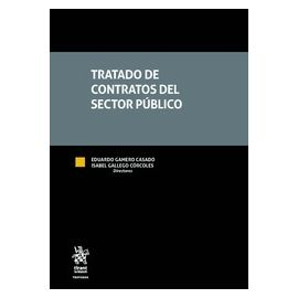 Tratado de Contratos del Sector Público. 3 Tomos