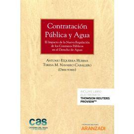 Contratación pública y agua. El impacto de la nueva regulación de los contratos públicos en el Derecho de Aguas