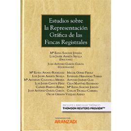 Estudios Sobre la Representación Gráfica de las Fincas Registrales
