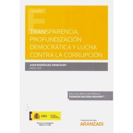 Transparencia, profundización democrática y lucha contra la corrupción