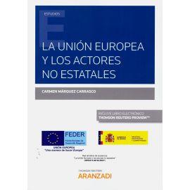 Unión Europea y los actores no estatales