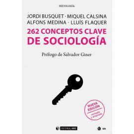 262 Conceptos clave de sociología