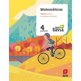 Matemáticas 4º Primaria. Tercer trimestre